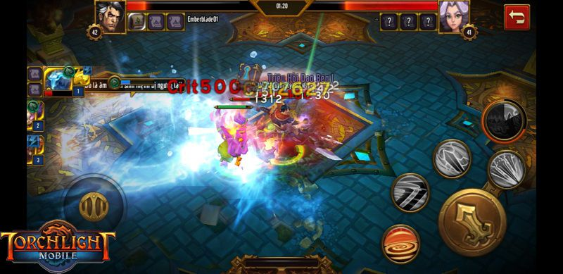 "Torchlight Mobile: Game ARPG ""khủng"" tung Alpha Test, tặng VIP 6 (6)"