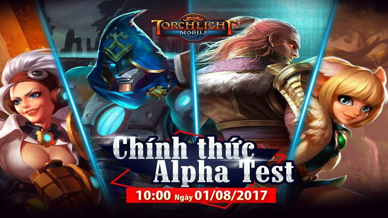 "Torchlight Mobile: Game ARPG ""khủng"" tung Alpha Test, tặng VIP 6 (7)"