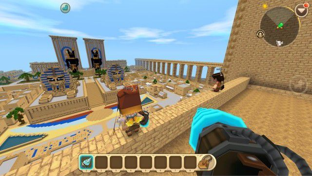 Mini World: Block Art - Game giống Minecraft cực hay cho Android (1)