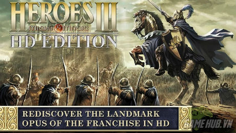 Heroes of Might & Magic III HD Ra Mắt Làng Game Mobile Việt