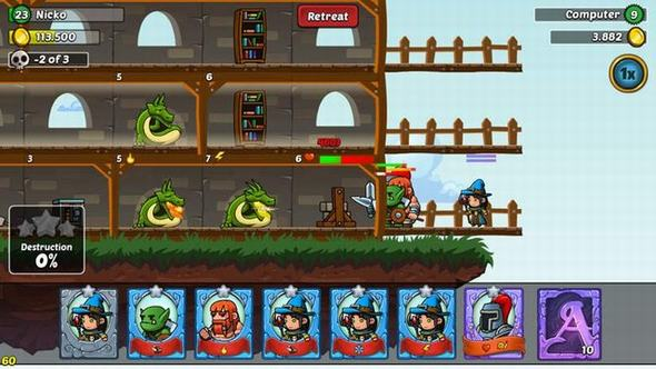 Top game Android hay chơi cho bớt rảnh